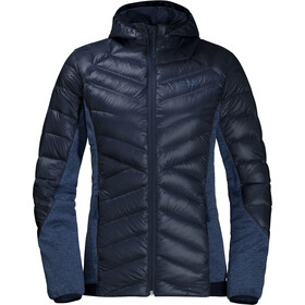 Jack Wolfskin Stratosphere Jacket Women, midnight blue
